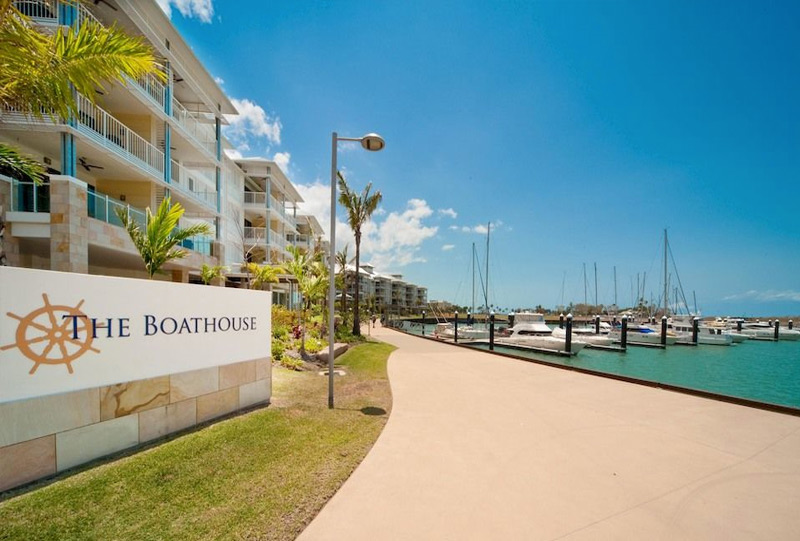 The Boathouse Apartments